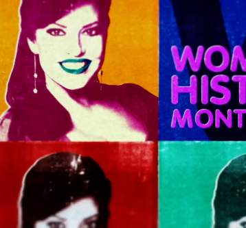 HLN :: Women's History Month